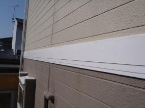 糸島市周船寺 M様邸 外壁塗装工事P7230014