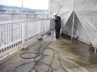 筑紫野市 オフィスビル外壁塗装工事