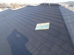 大野城市 F様邸 屋根塗装 施工後