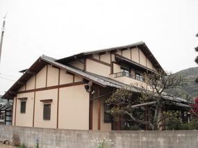 大野城市 F様邸 外壁塗装工事 施工後