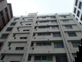 博多区駅前 Tビル 外壁改修工事施工前