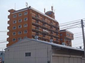 福岡市博多区 オフィスビル塗装工事施工前